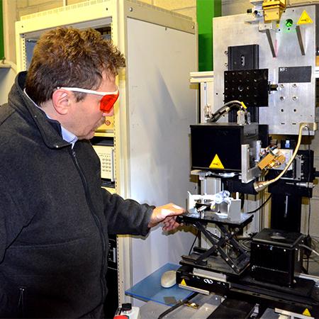saldatura laser plastica